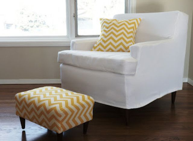 Couch And Chair Slipcovers