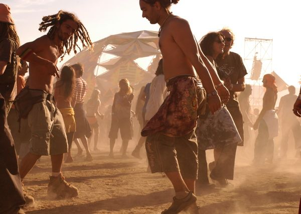 """GOA TRANCE/RAVE PARTIES: At some point being cool meant listening to Goa trance and attending """"rave parties"""" typically held outside the city. Today, Goa trance has a significant following in Israel, brought to that country by former soldiers returning from recreational """"post-army trips"""" to Goa in the early 1990s."""