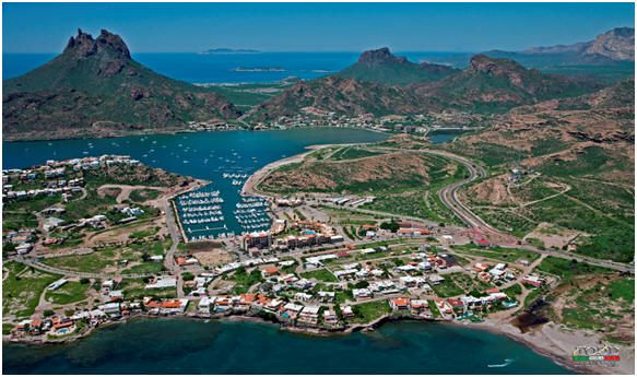 San Carlos, Sonora, Mexico.  Pretty fun little spot.  Usually go here about once a year.  Hopefully we'll make it this year.