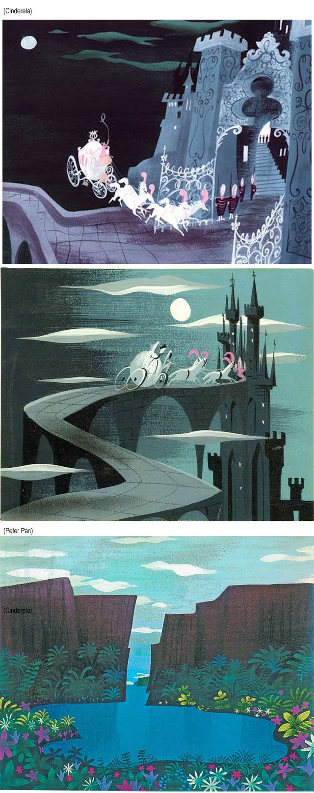 Mary Blair for Disney