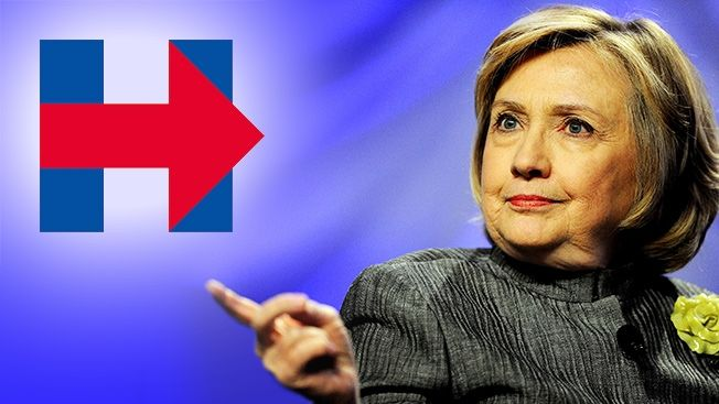 Is Hillary Clinton's Campaign Logo as Bad as Everyone Is Saying?   Adweek