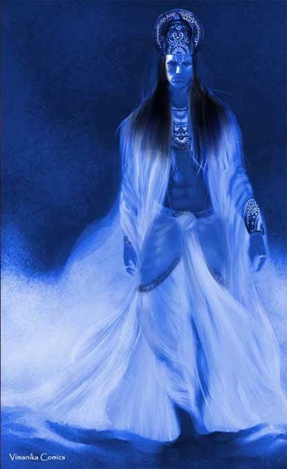 HiNDU GOD: Varun Dev: The God of Water