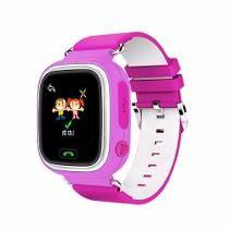 Reloj Gps Para Niños Sos Localizador Anti Pérdida Smartwatch