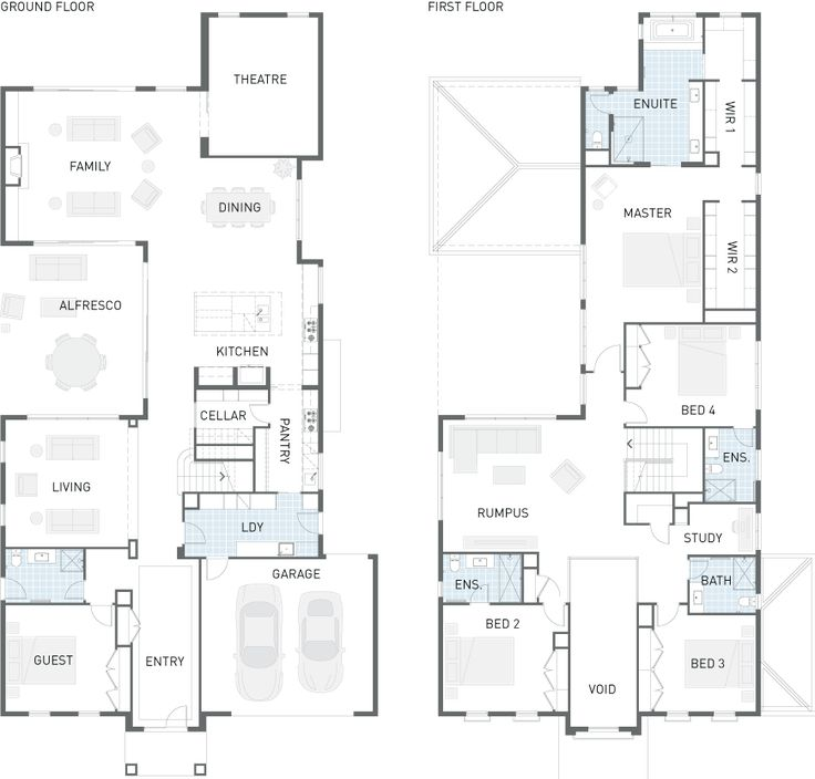 3574 best HOUSE PLANS images on Pinterest House floor plans