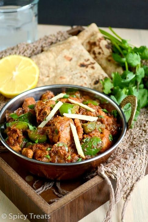 73 best kadai chicken images on pinterest chicken recipes how to make restaurant style chicken kadai recipe with step wise pictures forumfinder Images