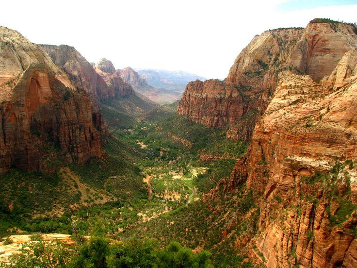 Angel's Landing - Zion National Park - Utah | I've been Places!: [Hike]