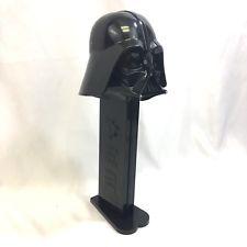 Star Wars Darth Vader Large Giant Pez Candy Dispenser With Sound Black