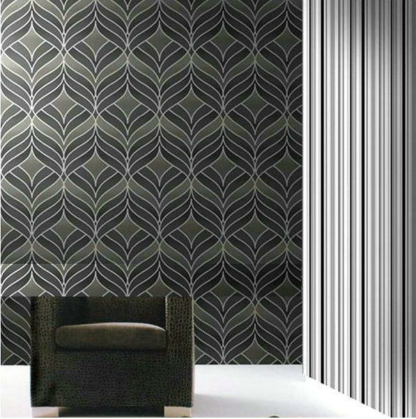 The 25+ Best Wallpaper For Living Room Ideas On Pinterest | Living Room  Wallpaper, Living Room Floor Lamps And Geometric Wallpaper