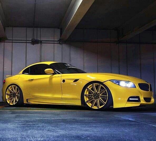 Bmw Z4 Old: 17 Best BMW Z4 E85 Images On Pinterest