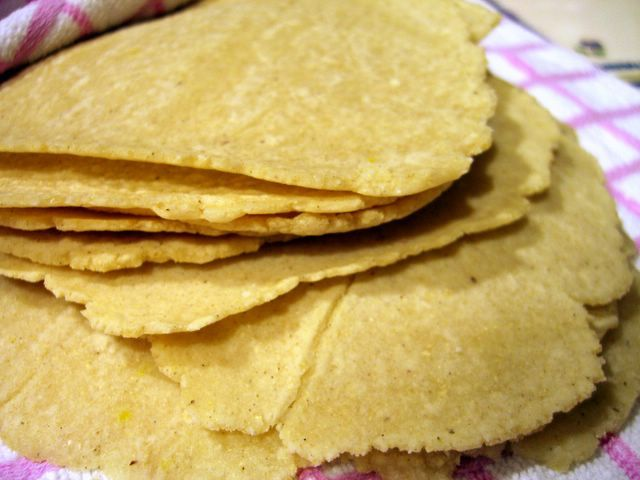 Homemade Corn Tortillas | Savory Scrumptious Food | Pinterest