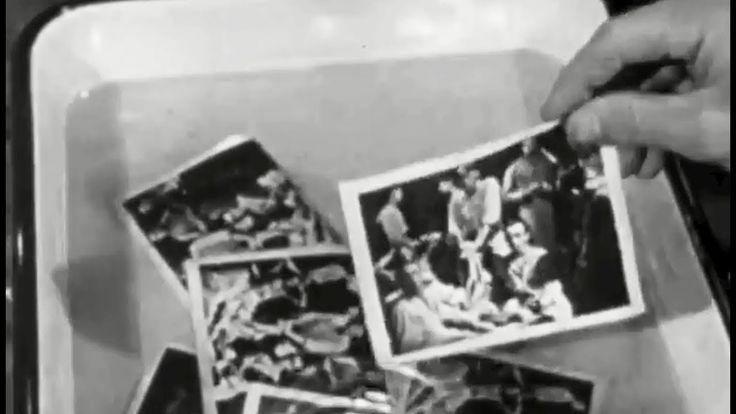 "Photo Printing: ""Printing the Positive"" 1948 US Navy Training Film; Photographic Printing https://www.youtube.com/watch?v=ymmUYLFp-Vo #photo #photography #printing"