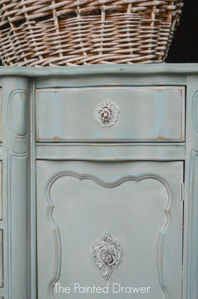 981 Best Annie Sloan Chalk Paint Images On Pinterest