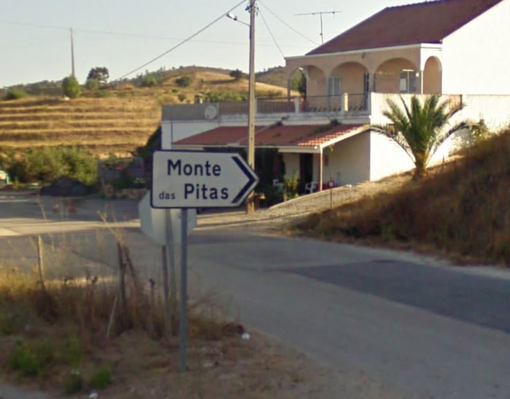 Monte das Pitas