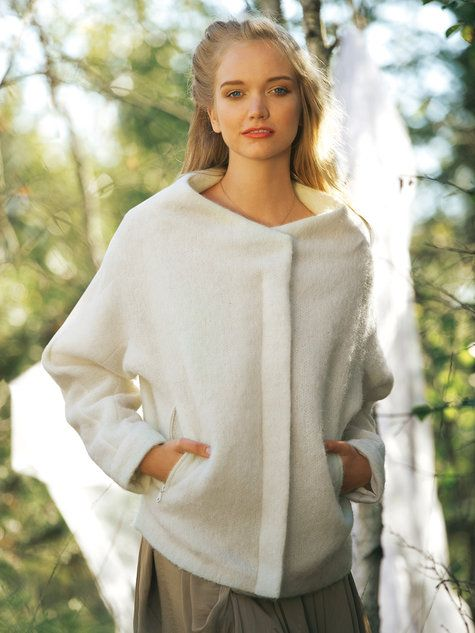 Cozy Sweater 01/2012 #101A Pattern Download