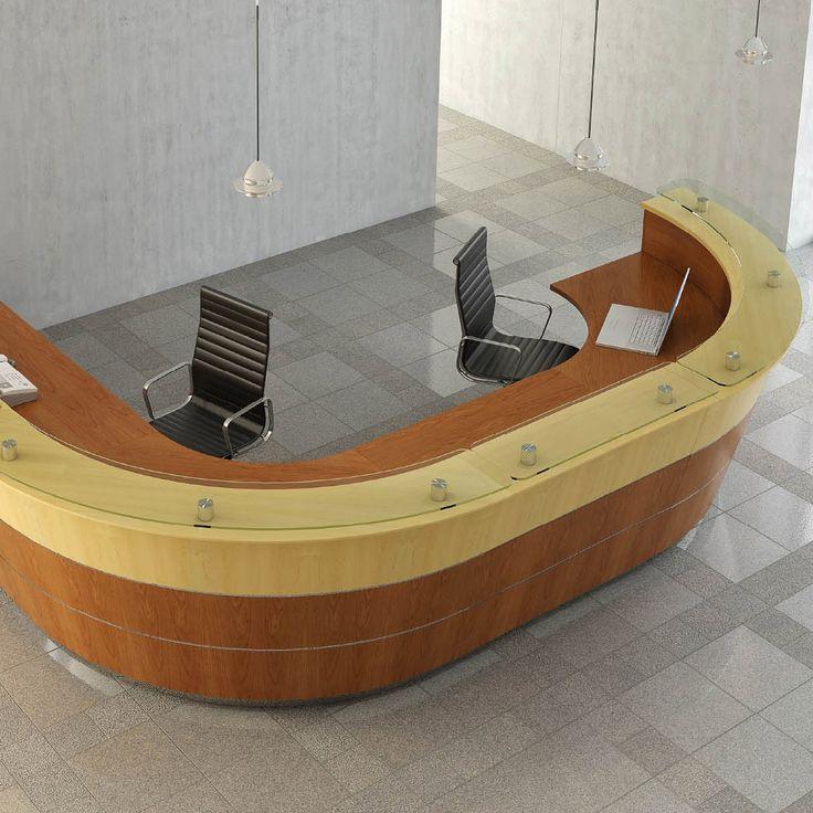 premia custom made reception desk - Reception Desks