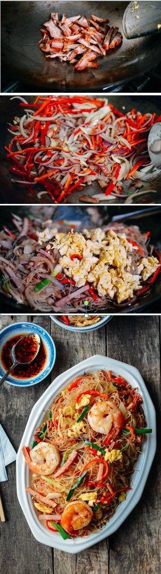 Xiamen Mei Fun Noodles
