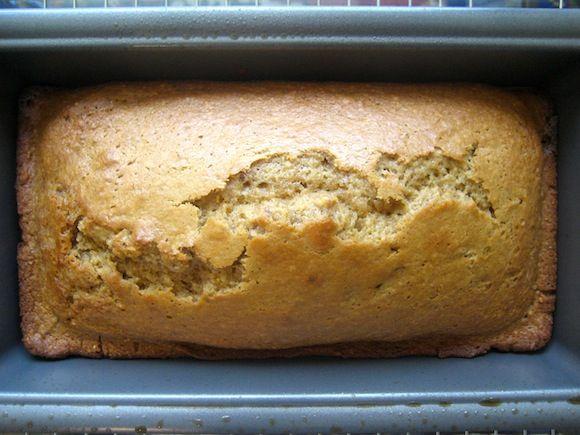 A recipe for Walnut Rooibos Tea Loaf