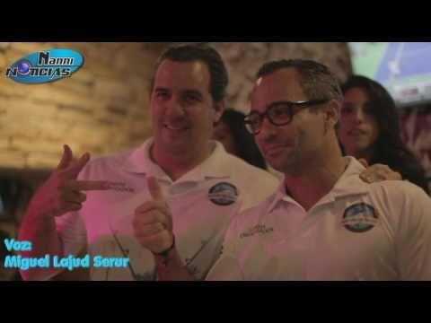 """Arrancó el Segundo Abierto """"Marlin Azul 2016"""""""