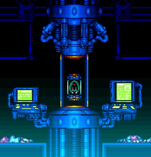 Super Metroid (スーパーメトロイド) Nintendo/Intelligent Systems/Super Nintendo(1994) Created by cipater