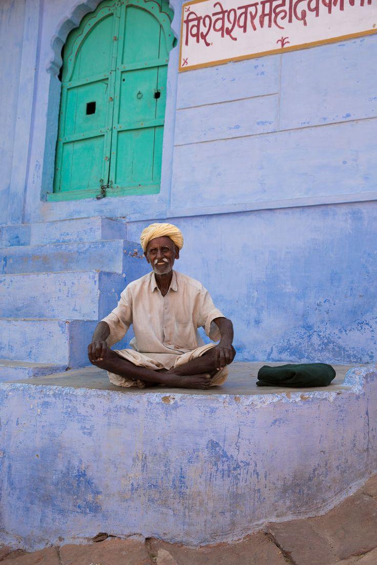 Jodhpur es conocida como