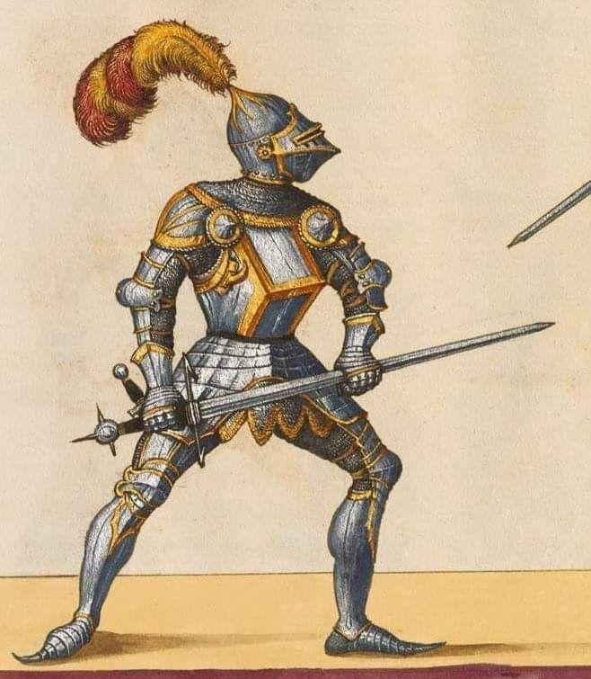 Kastenbrust armour | Medieval armor, Historical armor, Knight armor
