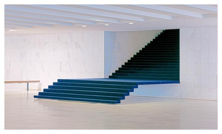 Brasilia - The great master, Oscar Niemeyer