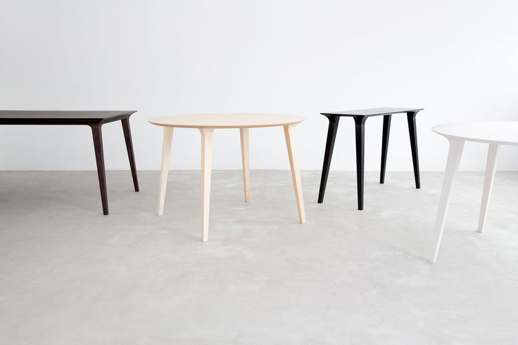 Lau Table by Jon Gasca for Stua. Available from Stylecraft.com.au