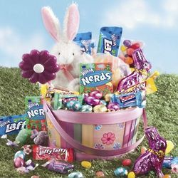 267 best easter gifts images on pinterest easter nibbles basket negle Gallery