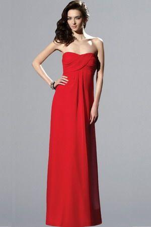 Wedding Bridesmaid Dresses Red | Red Long Bridesmaid Dress Dresses,