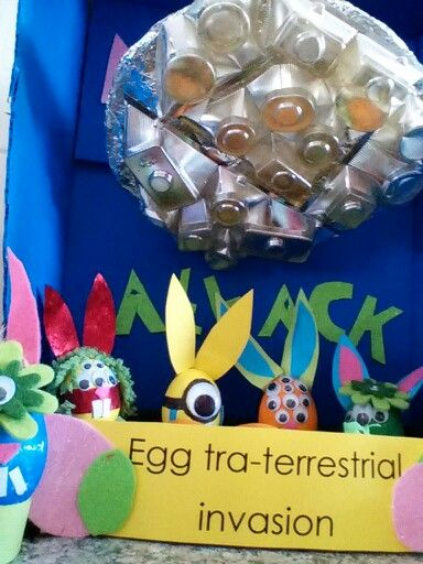 Easter egg competition 2014