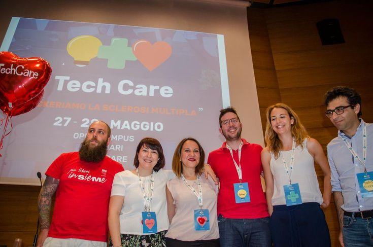 Tech Care Cagliari: SMile è il vincitore della maratona per hackerare la Sclerosi Multipla  Sardegna medicina. Tech Care Cagliari: SMile è il vincitore della maratona per hackerare la Sclerosi Multipla Sardegna Medicina