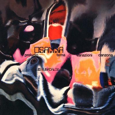 OsannaMilano Calibro 9 album cover