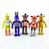 Set de 5 Figurine de acción Five Nights At Freddy's