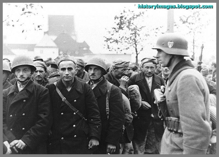 Germany invades Poland.  Europe can appease Hitler no more.  World War II begins.