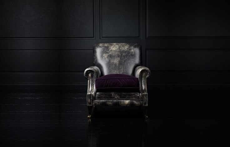 George Berkley :: Chesterfields 1780 #DARK www.Chesterfields1780.com #chesterfields1780 #furniture #interiors #Chesterfields