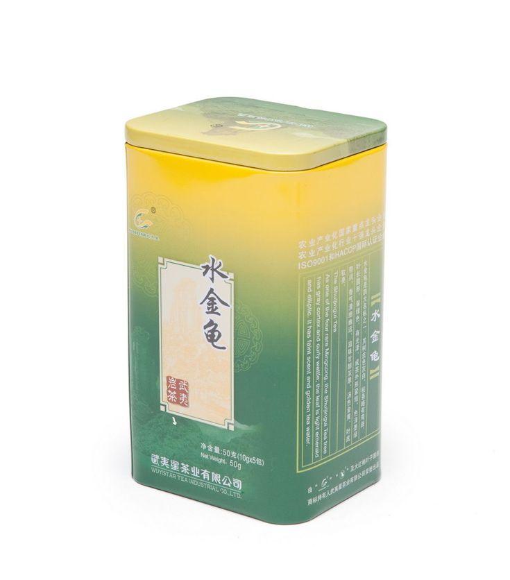 Wuyi Star Shui Jin Gui Golden Water Turtle Oolong Wu Yi Shan Yan Cha Rock Tea   eBay
