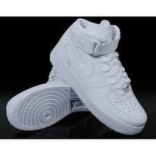 zapatos nike blancos altos