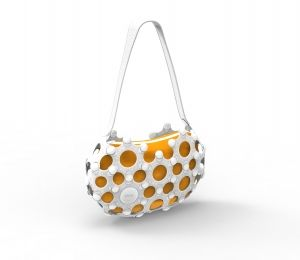 This trendy handbag forms part of the Award Winning Korol home décor range. Supplied with interchangeable lining. Buy it from Wave2Africa - an online gift and decor boutique.