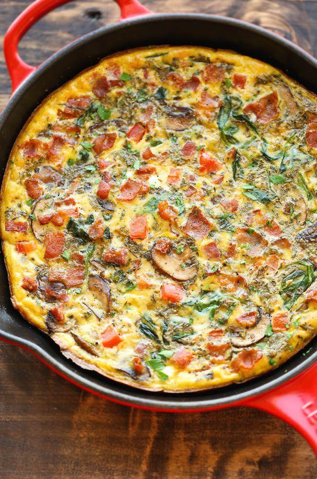 1000+ ideas about Spinach Frittata on Pinterest | Frittata ...