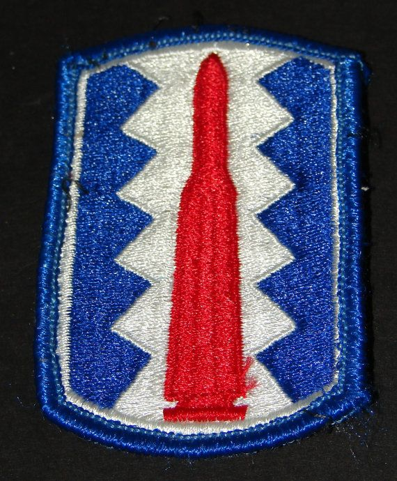 197th Infantry Brigade  United States Army Patch Shoudler Patch Collectible to wear or us as a prop or just collect  http://www.rarevintagecollectibles.com