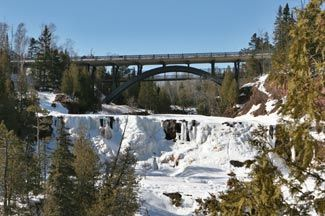 Gooseberry Falls, North Shore, Minnesota - Beautiful all times of the year!