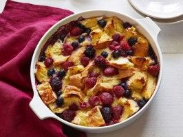 Berry Strata from CookingChannelTV.com
