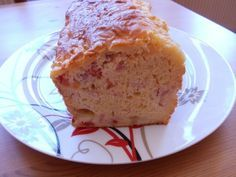 Cake jambon tomate mozzarella