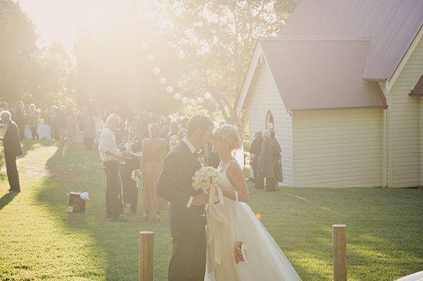 Photography by www.bushturkeystudio.com  Read more - http://www.stylemepretty.com/2011/06/16/byron-bay-wedding-by-poppy-lane/