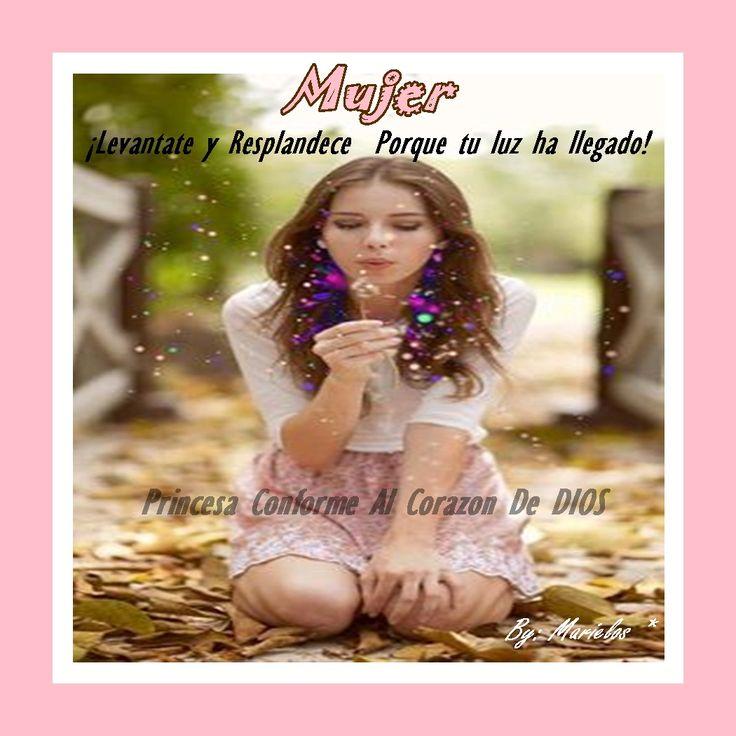 PRINCESA DE DIOS https://www.facebook.com/PrincesaConformeAlCorazonDeDios/