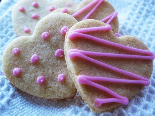 egg free dairy free sugar cookies