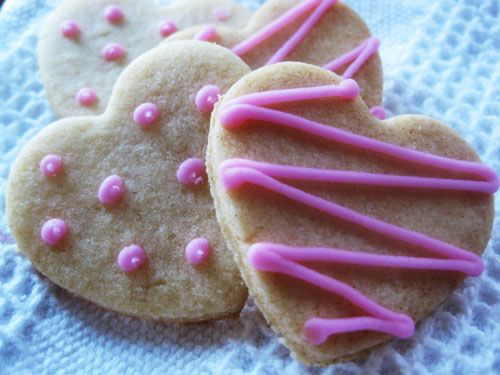 egg free dairy free sugar cookies...easily soy free with soy free earth balance buttery spread!!!