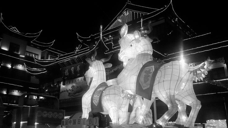 The City God Temple (Chenghuang Miao), Shanghai, China