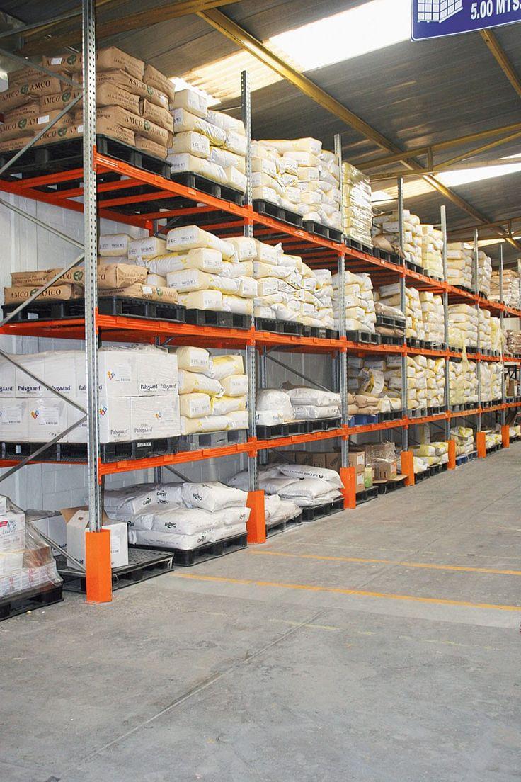 No sólo fabricamos muebles, también tenemos sistemas de almacenamiento