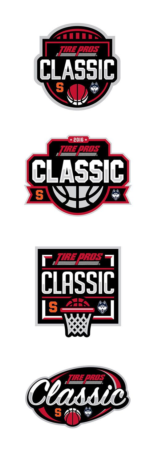 TP Classic logo - first round comps in progress / not official yet